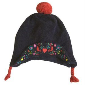 Gap Girls Embroidered Hat Size XS (4-5)